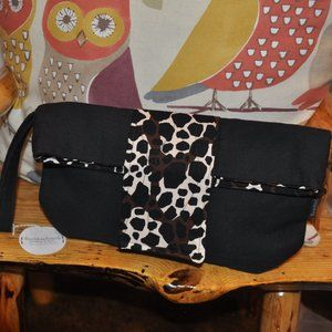 **SALE 2 for $20** Bumblefunck Fabric Clutch